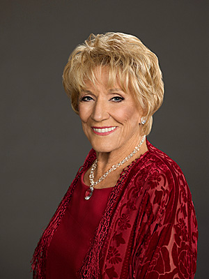 jeanne cooper the young and restless rip headshot rare promo