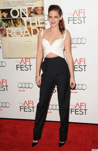 """AFI FEST 2012 Presented By Audi - """"On The Road"""" Premiere - Arrivals"""