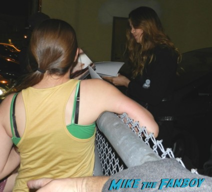 moon bloodgood signing autographs for fans hot sexy jack burton 007