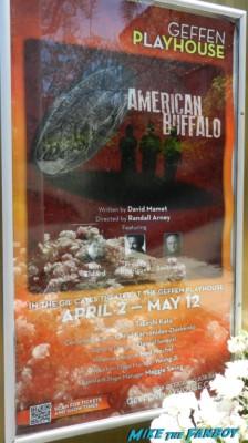american buffalo play poster geffen theater logan marshall green freddie rodriguez signing autographs