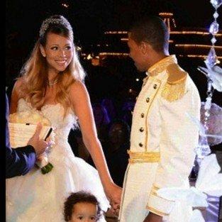 mariah_nick_vows at disneyland rare princess wedding nick cannon rare promo