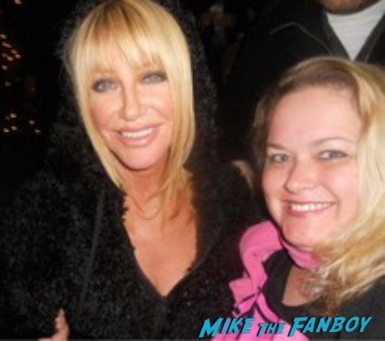suzanne somers signing autographs for fans rare pnky
