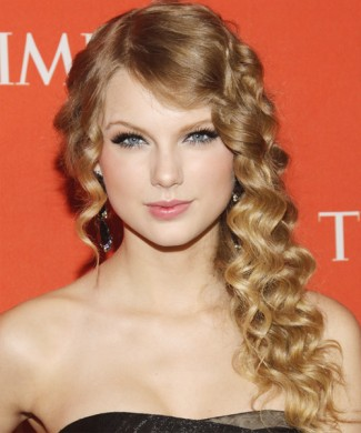 taylor swift_Hair rare never getting back