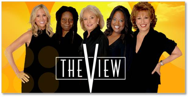 the-view-logo new season whoopi goldberg barbara walters