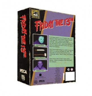 NECA's Friday the 13th Jason (1989 Video Game Appearance) Comic-Con Exclusive