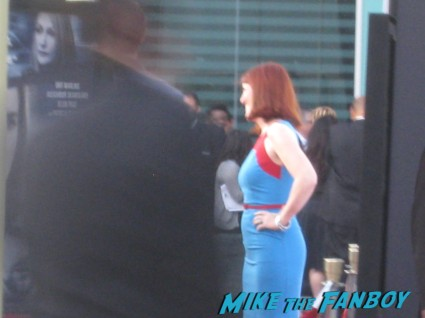 kate flannery at The East Movie Premiere Report! Karalee Meets Alexander Skarsgard! Ellen Page! James Cromwell! Autographs! Photos! And More!