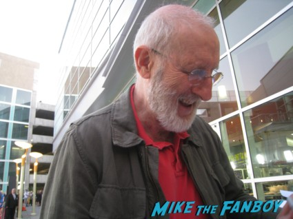 james cromwell signing autographs for fans at The East Movie Premiere Report! Karalee Meets Alexander Skarsgard! Ellen Page! James Cromwell! Autographs! Photos! And More!