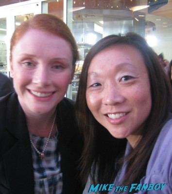 bryce dallas howard kate flannery at The East Movie Premiere Report! Karalee Meets Alexander Skarsgard! Ellen Page! James Cromwell! Autographs! Photos! And More!