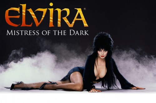 elvira mistress of the dark sexy hot photo rare promo