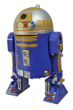 SDCC 2013 STAR WARS: PREVIEWS EXCLUSIVE R2-B1 FIGURE BANK