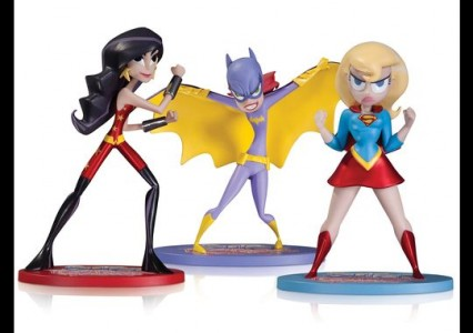 DC Nation's Super Best Friends Forever san diego comic con 2013 exclusive