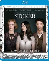 Stoker blu ray cover key art rare Mia-Wasikowska-Matthew-Goode-Stoker stoker stoker Press Art Nicole Kidman Matthew goode stoker blu ray review rare Stoker rare press promo still hot sexy nicole kidman rare matthew goode