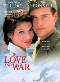 In love and war movie poster sandra bullock