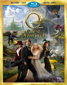 Oz The Great and powerful blu ray cover pack shot cover art rare oz-the-great-and-powerful-banner-poster michelle williams glinda the good witch oz the great and powerful Oz-the-great-and-powerful new-oz-great-powerful-stills-clip-10-jpg_183520