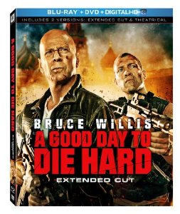 A Good Day To Die Hard bruce willis jai courtney promo box art cover rare promo