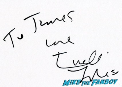Emeli Sande signing autographs fan photo rare promo hot