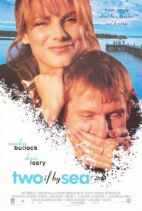 two if by sea movie poster sandra bullock poster movie