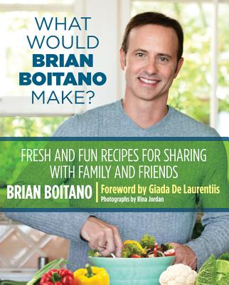 Brian Boitano's  What Would Brian Boitano Make?: Recipes for Cooking Like a Champion signed autograph rare promo