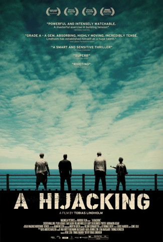 A Hijacking rare movie poster promo