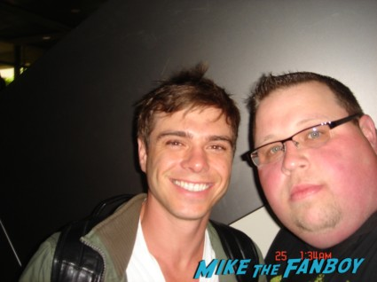 matthew lawrence signing autographs for fans in austin texas film festival rare promo boy meets world ATX-Fest-2013-015