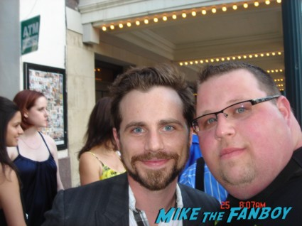 rider strong signing autographs for fans in austin texas film festival rare promo boy meets world ATX-Fest-2013-015