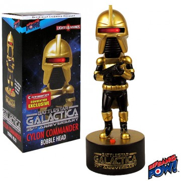 Battlestar Galactica Cylon entertainment earth exclusive cylon