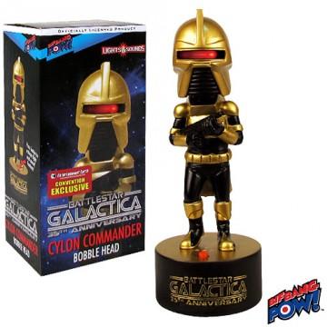 Battlestar Galactica Cylon entertainment earth exclusive cylon