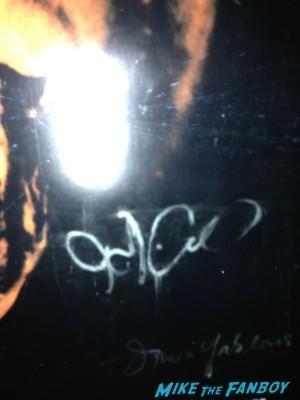 john Carpenter signed autograph rare promo hot sexy photo