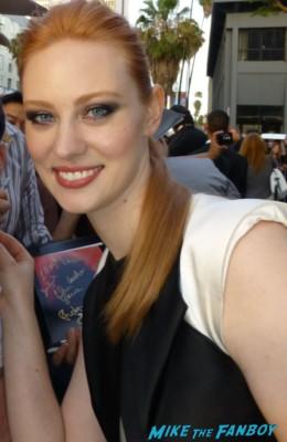 deborah ann woll signing autographs True Blood Season 6 Premiere! Alexander Skarsgard! Sam Trammell! Rutina Wesley! Joe Manganiello! Rutger Hauer! Deborah Ann Woll! Alan Ball! Kristin Bauer! Autographs! Photos! And More!