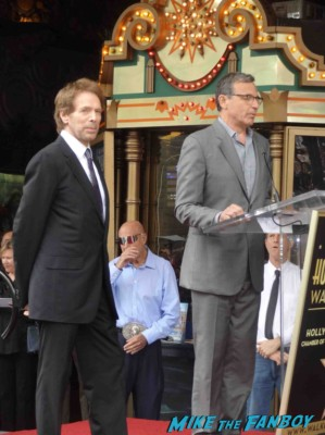 the Jerry Bruckheimer Walk Of Fame Star Ceremony! With Johnny Depp! Tom Cruise! And Jon Voight! Awesome Photos! Autographs! And More!