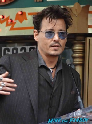 johnny depp at  the Jerry Bruckheimer Walk Of Fame Star Ceremony! With Johnny Depp! Tom Cruise! And Jon Voight! Awesome Photos! Autographs! And More!