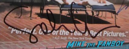 sophia coppola signed autograph somewhere dvd cover