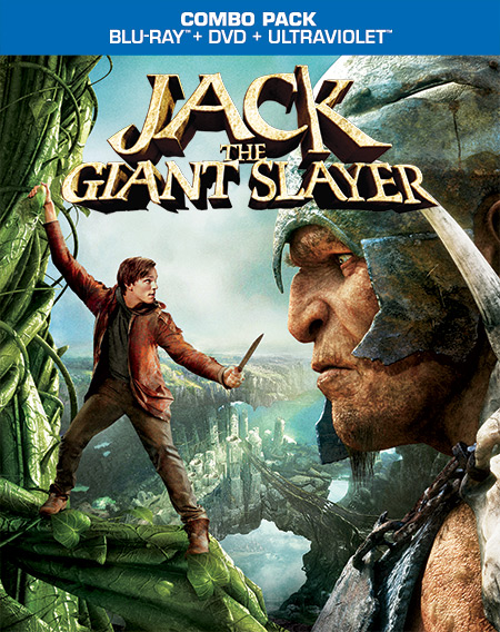 Jack the giant slayer blu ray cover box art rare
