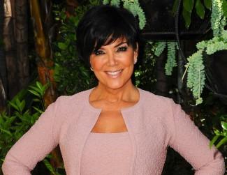 Kris Jenner rare promo head shot kardashian promo