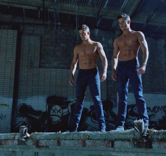 Max-Charlie-Carver hot sexy shirtless muscle teen wolf promo still