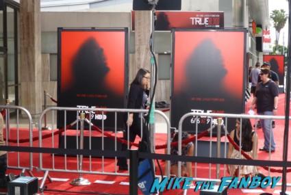 True Blood Season 6 Premiere! Alexander Skarsgard! Sam Trammell! Rutina Wesley! Joe Manganiello! Rutger Hauer! Deborah Ann Woll! Alan Ball! Kristin Bauer! Autographs! Photos! And More!