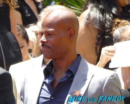 Keenan Ivory Wayans Arriving to the jennifer lopez walk of fame star ceremony