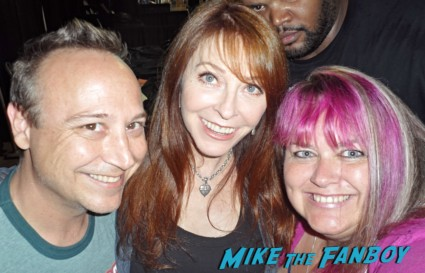 cassandra peterson aka elvira mistress of the dark fan photo signing autographs keith coogan and pinky