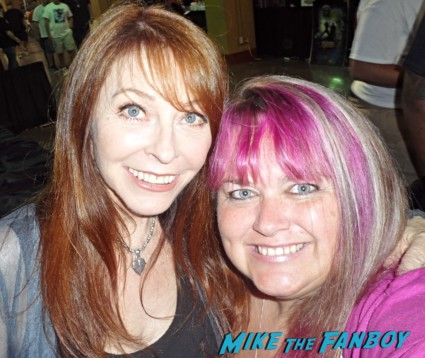 cassandra peterson aka elvira mistress of the dark fan photo signing autographs keith coogan and pinky