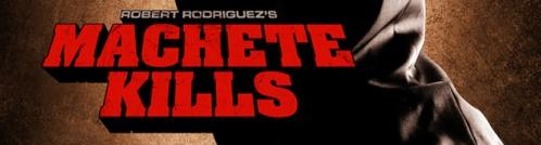 Machete kills logo one sheet movie poster rare hot