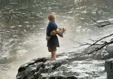 The Hobbit: The Desolation of Smaug logo one sheet movie poster promo