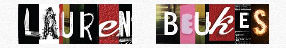 Lauren Beukes logo website