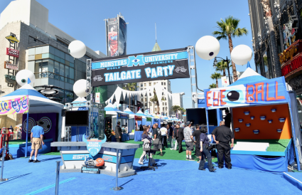 Monsters University Movie Premiere Photos! Billy Crystal! Gwen Stefani! Gavin Rossdale! Sean Hayes! Beth Behrs! John Ratzenburger! Mike! Sully! And More!