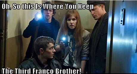 Now You See Me Meme Isla Fischer dave franco gimp boy