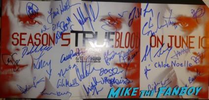True Blood Cast alexander skarsgard signing autographs for fans True Blood Season 6 Premiere! Alexander Skarsgard! Sam Trammell! Rutina Wesley! Joe Manganiello! Rutger Hauer! Deborah Ann Woll! Alan Ball! Kristin Bauer! Autographs! Photos! And More!