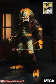 NECA RARE SDCC exclusive figure albino-predator-240x360
