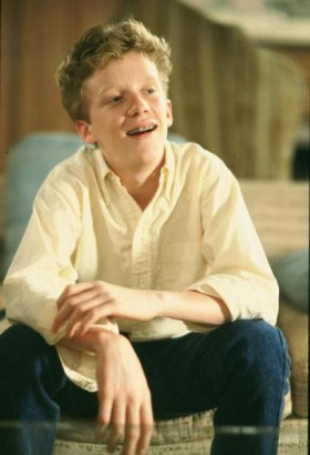 anthony michael hall 1980s press still sixteen candles farmer ted rare press promo still hot rare