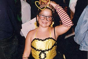 blind melon bee girl from the video rare promo