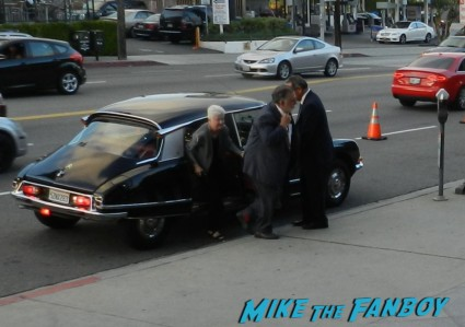 francis ford coppola arriving to the bling ring movie premiere emma watson signing autographs 034