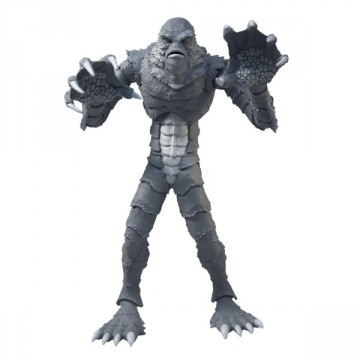 Creature From the Black Lagoon 9inch, which comes in both Glow In The Dark and Black and White Variants mezco toys sdcc 2013